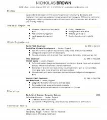 Qualifications For A Job Resume Example Resumes Skills Example Of
