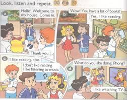 Tiếng Anh lớp 4 unit 7 - What do you like doing? - Siêu Sao Tiếng Anh
