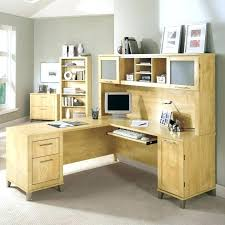 l desk with hutch l shaped