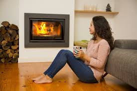 wood burning gas or electric fireplace which is the right fit