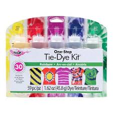 Tulip Fabric Dye Color Chart Tie Dye Your Summer Spiral Tie Dye Technique