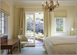 what size curtain rod for sliding glass