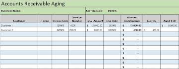 Accounts Receivable Templates Excel Free Accounting Templates In Excel Smartsheet