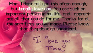 Love You Mom Quotes Impressive I Love You Mom Quotes Glamorous 48 I Love You Quotes With Images To