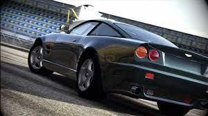 1998 Aston Martin V8 Vantage V600 Review July Car Pack Dlc Forza 4 Youtube