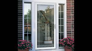 grand double storm doors entry doors storm doors larson with modern style double