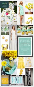 love this yellow + aqua color combo.throw in a little spring green