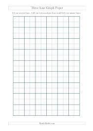 Graph Paper With Quadrants Printable Quadrant Graph Paper