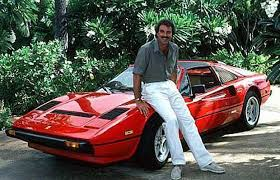 Magnum P I Ferrari 308 Gts Tom Selleck Imgur