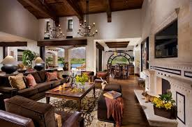Living Room Spanish Cool Decorating