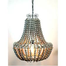 full size of wooden beaded chandelier iron and wood bead chandelier amelia indoor outdoor wood bead
