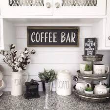 coffee bar. Chic Coffee Bar Ideas