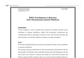 How Would You Describe Customer Service Consistent And Reliable Customer Service Contributes To