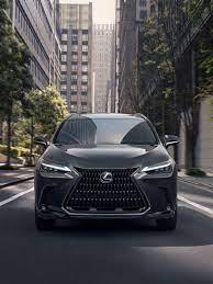 Der neue Lexus NX   Modelle