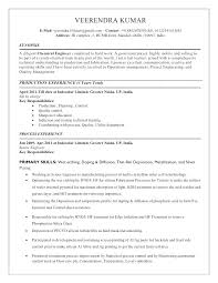 Engineering Resume Template Fascinating Fresh Chemical Engineer Resume Sample Template E Penzapoisk