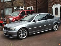 Coupe Series 2004 bmw 330ci m package : Brad's E46 330ci M Sport Coupe Silver Grey | BMWBOX