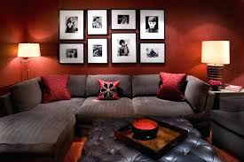 full size of living room decor with red accent wall decorating ideas walls in pictures what large