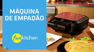 Fun Kitchen Maquina De Empadalbo Fun Kitchen Shoptime Youtube