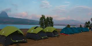 Exotic Camping at Pawna Lake | Adventures365.in