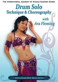 Drum Solo Technique & Choreography with Ava Fleming - Belly Dance DVD by  Suzy Evans: Amazon.fr: Suzy Evans: DVD & Blu-ray