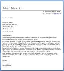 Industrial Engineer Cover Letter 63 Images Download Boeing