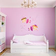 fairies printed wall decals