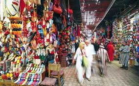 Image result for moroccan carpet market