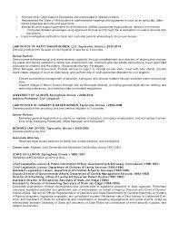 11 12 Family Law Paralegal Resume 626reserve Com