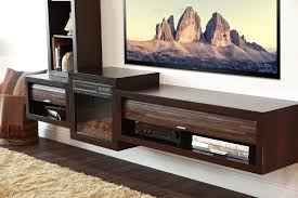 impressive tv component shelves for the wall fresh gl