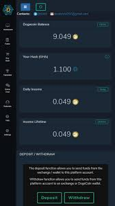 1 referral + 5 dh/s and 10% of each purchase dh/s (100% referral daily bonus dh/s). Clobit Cloud Mining Dogecoin For Android Apk Download
