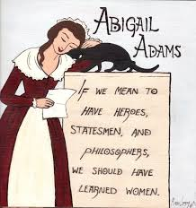 Abigail Adams Quotes Amazing Abigail Adams By JabberBabyWocky48 On DeviantArt