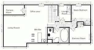 Basement Layout Design Set Simple Design Inspiration