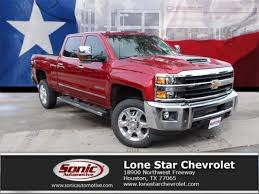 Custom Chevrolet Trucks in Houston, TX | Lone Star Chevrolet