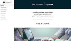 Designing Accounting Support System This Free Accounting Proposal Template Won 23m Of Business