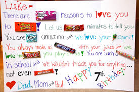 happy birthday poster ideas happy birthday candy poster for the kids pinterest birthday