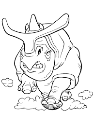Small Picture Coloring Pages Sid The Giant Ground Sloth Coloring Page Free Ice