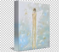 gallery wrap frames canvas modern art angel png clipart