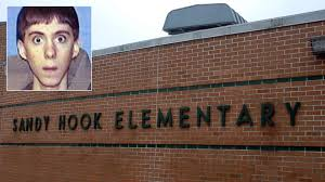Image result for a gunman storms Sandy Hook Elementary School in Newtown, Conn.,
