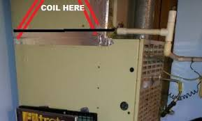ac condenser unit works but no air coming from vent doityourself attached images