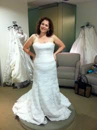 Wedding Dress Shopping New Comfort Food