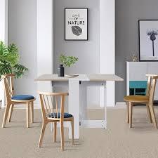 Bonachat Table Pliante Pliable De Cuisine Salle à Manger Salon 4 6