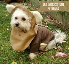 Dog Costume Patterns Gorgeous Easy Ewok Dog Costume Patterns Free To Download MimiTara