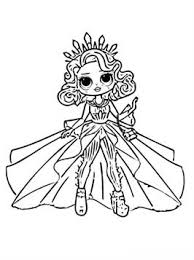 If you would like to get on my email list to receive a free coloring page, please let me know! Kids N Fun Com 12 Coloring Pages Of L O L Surprise Omg Dolls