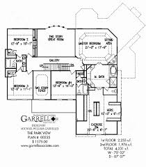 house floor plans with rear views luxury plans house plans view house plans with views