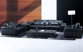 black leather living room furniture. Furniture-sets-living-room Black Leather Living Room Furniture