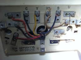 weathertron thermostat wiring diagram hvac trane weathertron stat to honeywell rth2510 home