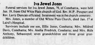 Iva Jones - Newspapers.com