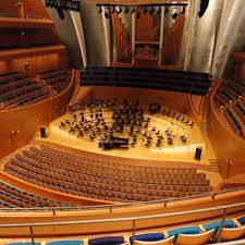 Helzberg Hall Kauffman Center Venue Kansas City Symphony