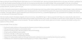 Database Analyst Job Description Data Analyst Job Description Springboard Blog