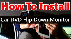 how to install an overhead car dvd player sunroof how to install an overhead car dvd player sunroof qualitymobilevideo com